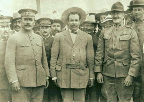 My family oral history includes my Grandfather Atticus's stories of meeting Pancho Villa on friendly terms - twice.