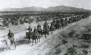 US Army's Punitive Expedition in Mexico - The Pershing Expedition
